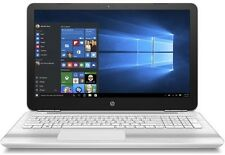 "HP Pavilion 15-au181na 15.6"" Intel i5-7200u 1tb HDD portátil - Blanco - Windows"