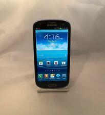 Samsung Galaxy S3 16GB Pebble Blue Verizon Unlocked Fair Condition