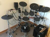 Yamaha DTXPRESS IV Electric Drum Kit