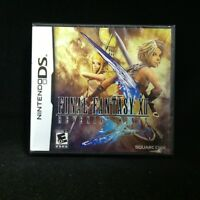 Final Fantasy XII: Revenant Wings (Nintendo DS, 2007) US Version / BRAND NEW