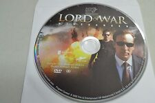Lord of War (DVD, 2006, 1-Disc Special Edition)Disc Only Free Shipping
