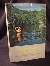 Modern Book of the Black Bass by Byron W. Dalrymple 1972 HC/DJ