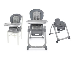 Connolly Ingenuity SmartServe 4-in-1 High Chair Folding High Chair Booster NEW