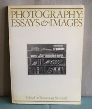 Photography Essays & Images, Beaumont Newhall ed. Classic Photos 1980 MOMA SC VG