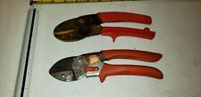 New listing cutters anvil style 2 different ones