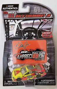2018 Wave 88 NASCAR Authenics #88 Dale Earnhardt Jr Appreci88ion Tour Chevy SS