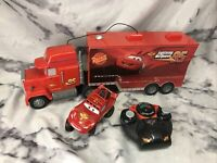 Tv disney cars Mack truck With Sounds And Lights Dickie Toys Car Inc