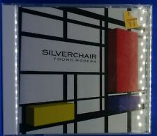 SilverChair Young modern 2007 Cd (a39) Rock Pop