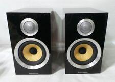 B&W CM1 S2 Bookshelf Speaker Pair