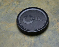 Genuine Minolta Celtic 57mm Push On Front Lens Cap for 55mm Front (#3291)