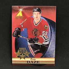 1995-1996 Pinnacle Rookie Roll Call Eric Daze Ice Hockey #13