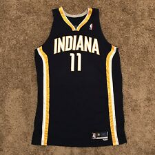 Jamaal Tinsley Game Worn Indiana Pacers Jersey Reebok NBA PHOTOMATCHED