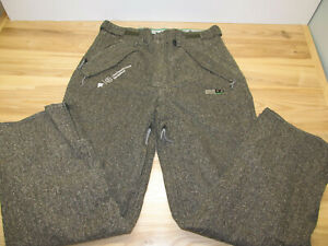 Special Blend Lifted Research Group LRG 15K Snowboard Pants Size XL Men's
