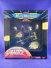 Star Wars 1994 Rebel Forces Gift Set – MIMP – Micro Machines - Galoob
