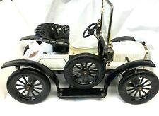 George Carette style Jan Blenken Maxitoy FORD MODEL T White 1:13 scale