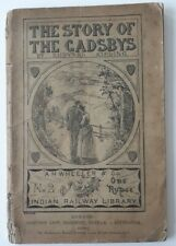 Rudyard Kipling THE STORY OF THE GADSBYS short story 1890 indian railway library