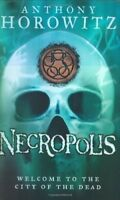 Excellent, The Power of Five: Necropolis (Power of Five), Anthony Horowitz, Book