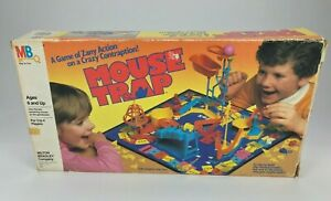 You Choose MOUSE TRAP Game PARTS ONLY You Pick the Replacement Piece 1986