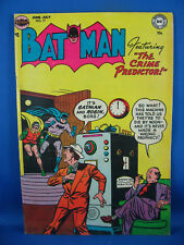 BATMAN COMICS 77  F VF NICE GOLDEN AGE ISSUE 1953