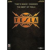 TESLA GUITAR TAB / TABLATURE  / ***BRAND NEW*** / BEST OF TESLA / SONGBOOK