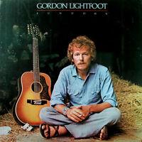 "GORDON LIGHTFOOT ""SUNDOWN"" PREMIUM QUALITY USED LP (NM/VG+)"