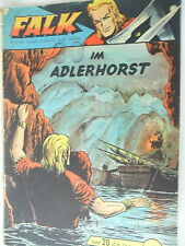 1  x Comic - Falk - Band 20- Im Adlerhorst  - Lehning  - Zustand 3
