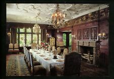 Interiors postcard Akron Ohio OH Stan Hywet Hall and Gardens Dining Room
