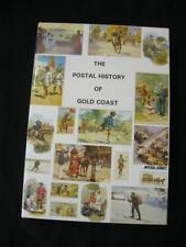 THE POSTAL HISTORY OF GOLD COAST by EDWARD B PROUD