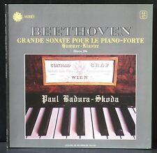 Beethoven Sonate 29 Paul Badura-Skoda hammerflügel de Conrad Graf  LP NM, CV NM-