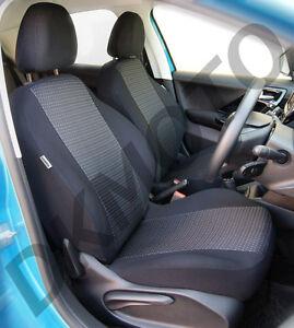 Tailored seat covers for Citroen Berlingo Multispace 2008 - 2018