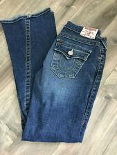 True Religion Joey Women's Flare Jeans Size 25 x 34