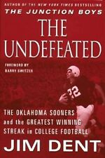 The Undefeated - The Oklahoma Sooners 47 Game Winning Streak - Softcover 2001