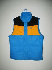 "BURTON Snowboard  Puffer Winter Ski Vest - Men's Size L (50"" chest)"
