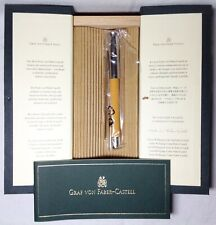 Graf Von Faber-Castell Guilloche Sahara Fountain Pen - (m)