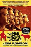 The Men Who Stare at Goats film tie-in, Jon Ronson