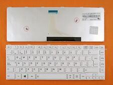 Teclado Español Toshiba L40-A,C40-D blanco con marco     0150025-W
