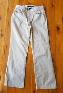 CALVIN KLEIN JEANS Taupe Lightweight Pants Size 6
