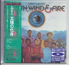 EARTH WIND & FIRE Open Our Eyes JAPAN mini lp cd Blu Spec CD SICP 20353 EW&F NEW