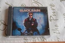 Black Rain Soundtrack Virgin Records 1989 Rare