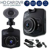 HD 720P In Car DVR Camera Dash Cam Video Recorder Black Night Vision G sensor