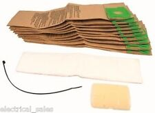 FITS SEBO UPRIGHT SERVICE PACK BAGS & FILTERS X1 X3 X4 X5 X4 EXTRA 5094ER