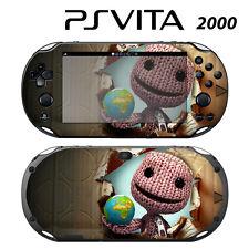 Vinyl Decal Skin Sticker for Sony PS Vita Slim 2000 Litte Big Planet