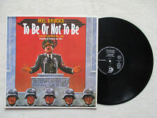"MAXI 45T MEL BROOKS ""To be or not to be (The Hitler rap)"" ISLAND 818 297-1 FR §"