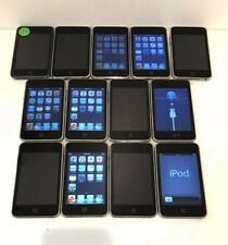 AS IS LOT of 13x Apple iPod touch 1st 2nd 3rd Generations - FOR REPAIR/PARTS
