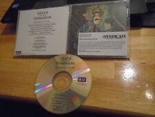 RARE ADVANCE PROMO Death Has No Dominion CD Spleen United RAMJET ambient folk !