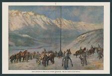 Grotemeyer Alpenkorps Dolomitenfront Funkertruppe Telegraph Elektronik Tirol ´16