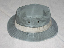Imperial Floppy Hat - Green & Olive