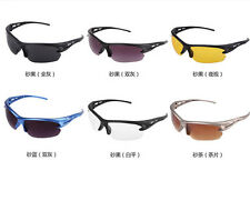 Women Men Cycling Sunglasses Anti-UV Glasses Goggles Eyewear Riding Bike Sports