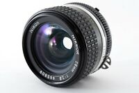 【EXC+++】Nikon Nikkor Ai-s 28mm f/2.8 Wide Angle Lens from Japan #345
