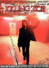 Killing Zoe (DVD, 2000)